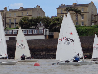 D Zero/Laser Open at Clevedon Sailing Club -  3rd June