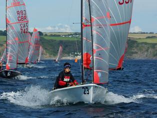 The Tasar Nationals: Pasties, Proposals & Phenomenal Sailing