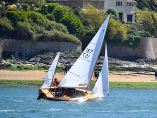 Yawls - Salcombe Yacht Club May Bank Holiday Open Meeting 2017