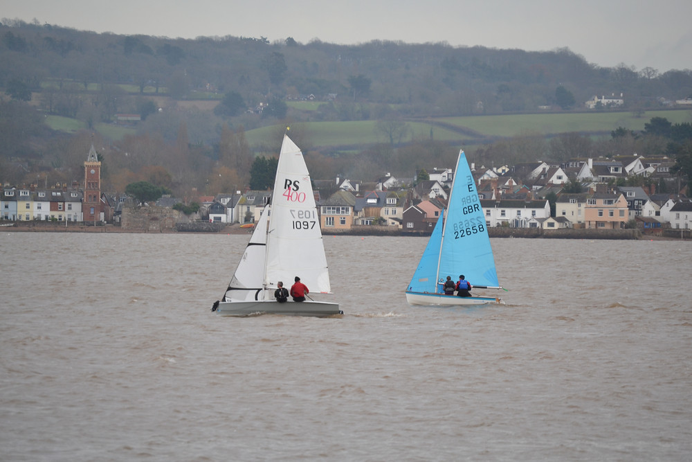 The Starcross Steamer had nearly 100 starters!