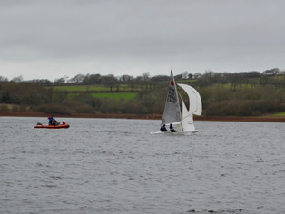 The 2017 Exe Sails and Covers Roadford Rocket