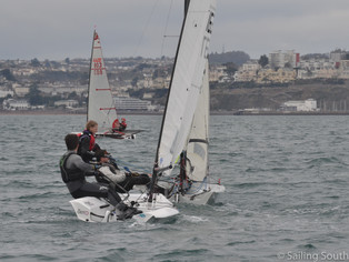 The Cracking Christmas Cracker! R4 Of SSW Series @ Paignton SC