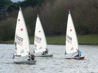 Hawkes Pair Take Victory in the 2019 Sutton Bingham Icicle
