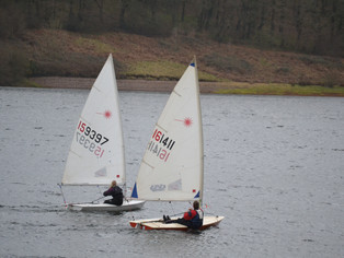 Results of the Laser & Byte Open Meeting at Bowmoor SC