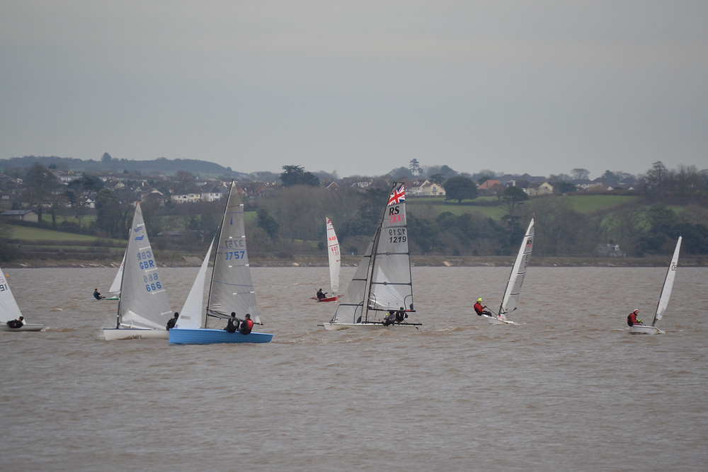 The 2017 Exe Sails and Covers Starcross Steamer