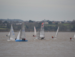 The Official Report from The 2017 Exe Sails and Covers Starcross Steamer