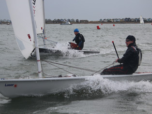 The Highcliffe SC Open Icicle Series 2017