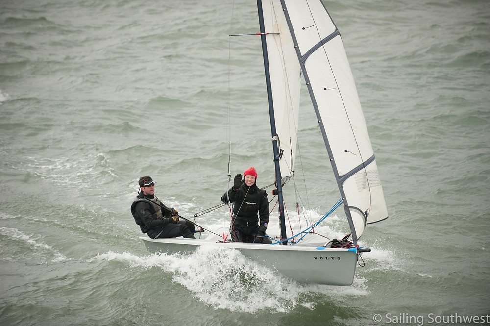 Ian Mairs & Abi Campbell come home for 8th in the Series
