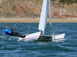 Official Report - Sprint 15 Sports National Championships At Yaverland Sailing and Boat Club