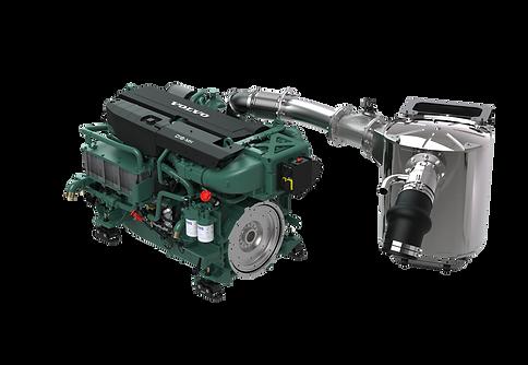 Marine Generator D16