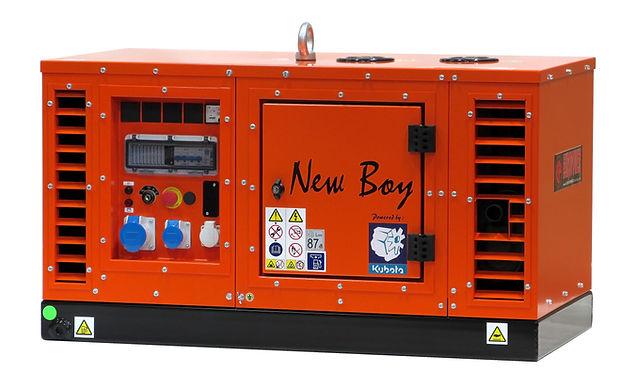 New Boy EPS73DE