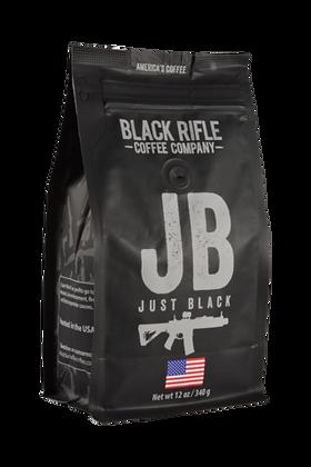 JUST BLACK COFFEE ROAST