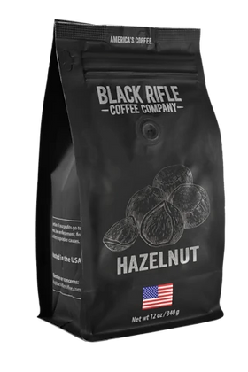 HAZELNUT COFFEE ROAST