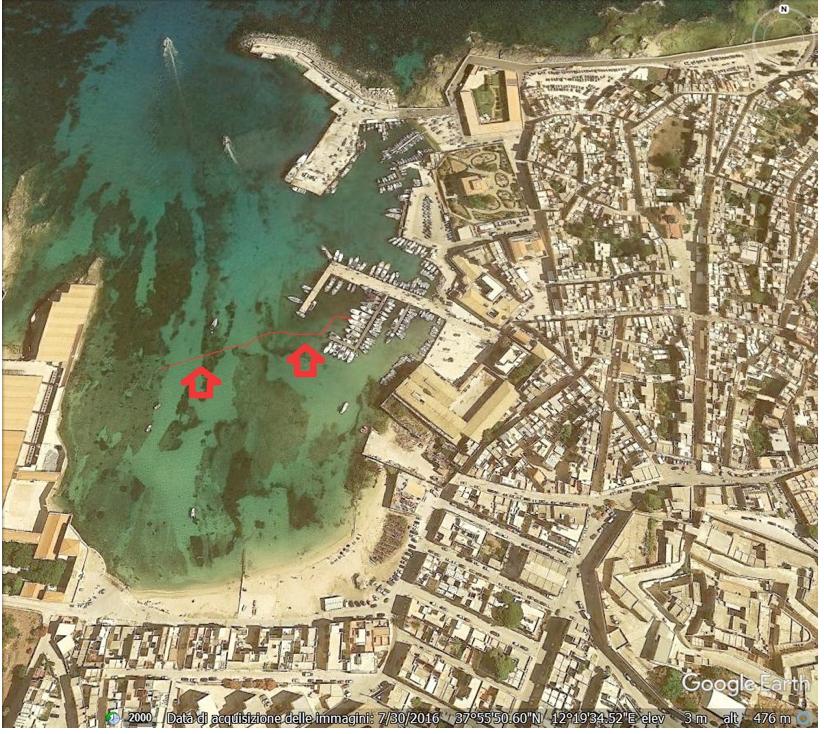 Secca Porto di Favignana