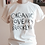 Thumbnail: Organic Love T shirt-Unisex Natural