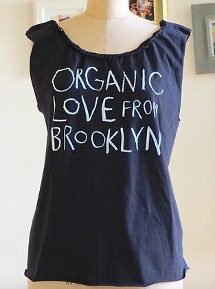 Organic Love Women No Sleeve BK