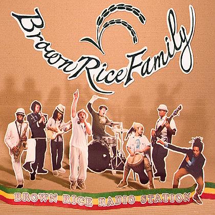 Brown Rice Radio Station CD