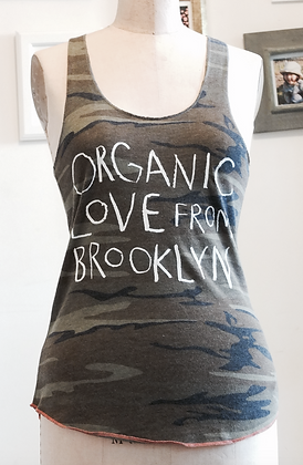Organic Love from Brooklyn Women Tank