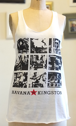 Havana to Kingston Women Tank