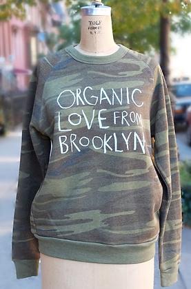 Organic Love Unisex Sweatshirt
