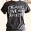Thumbnail: Organic Love T shirt-Unisex Black