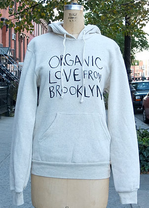 Organic Love Unisex Hoodie