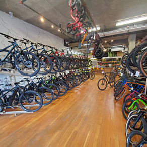 Quick Update - We have tons of bikes!