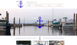 Anchor Marina A simple site for new owners who took over this ne...