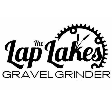 LAP THE LAKES GRAVEL GRINDER LOGO