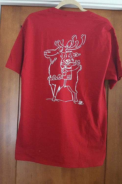 Artie Red X-Mas T-shirt