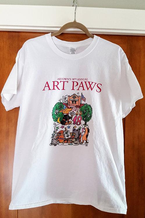 2018 Artie T-shirt