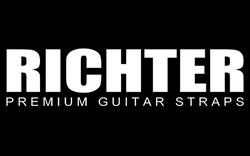 Richter Premium Guitar Straps