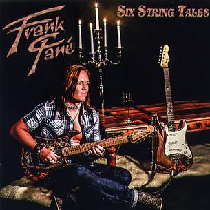 Frank Pané Six String Tales