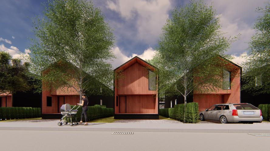 Cauhaus market - vivienda modular - Modelo mesopotamico 2.0 - Mercado de casas