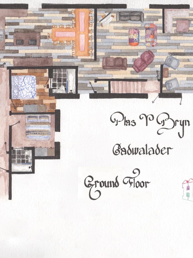 Plas Y Bryn - Ground Floor
