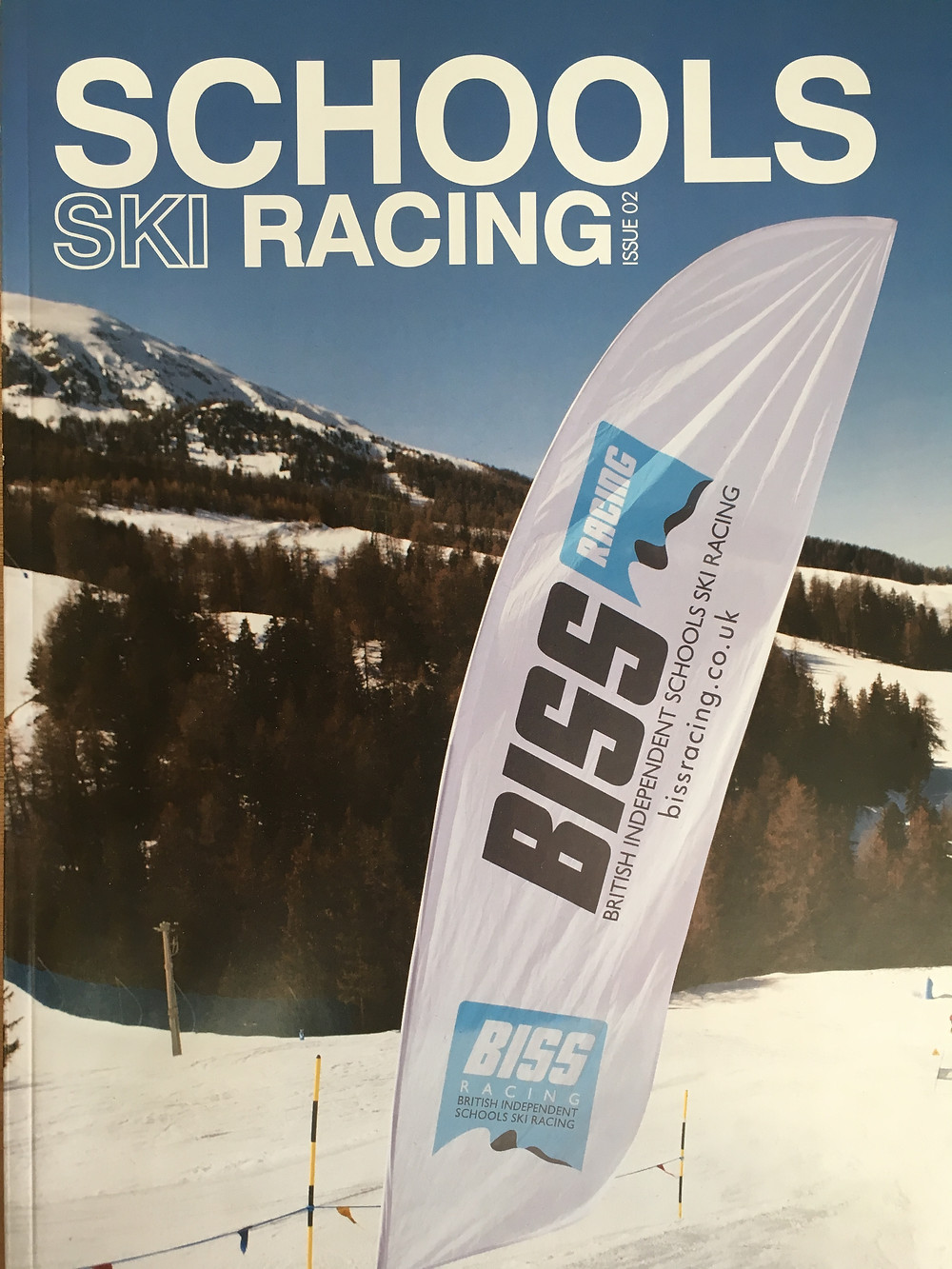 An article written by OptimizeYou for Schools Ski Racing Magazine
