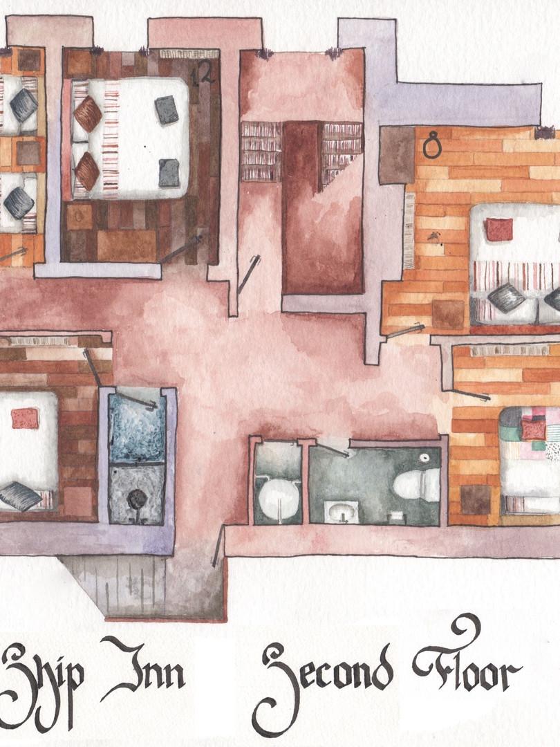The Ship Inn - Second Floor