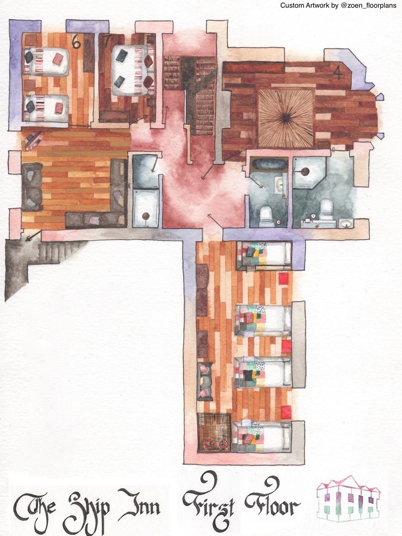 The Ship Inn - First Floor