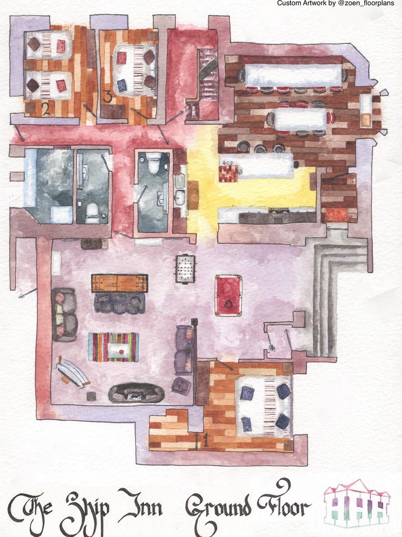 The Ship Inn - Ground Floor