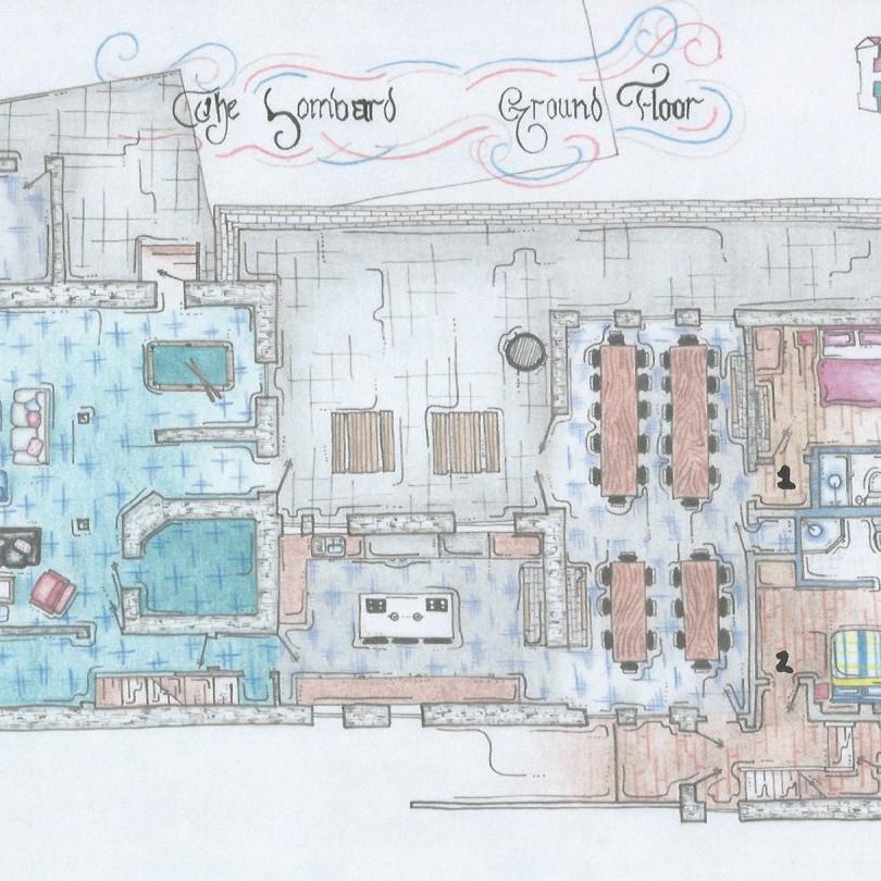 The Lombard - Ground Floor