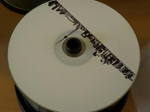 CD Duplication (100 CDs)