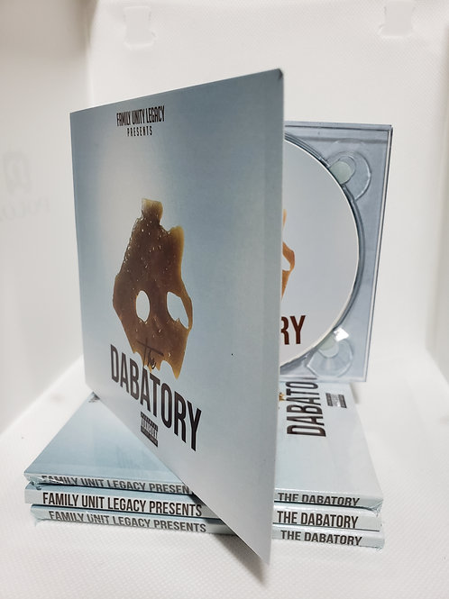 CD Duplication (100 CDs with Cardboard Case)