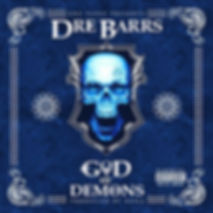 dre barrs god of demons
