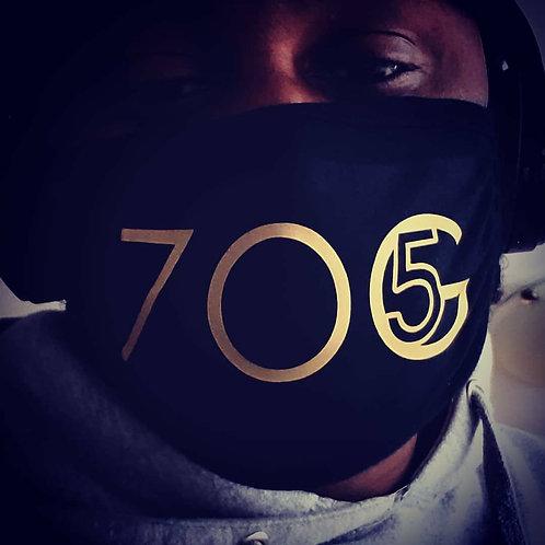 7OG 100% Cotton Face Mask