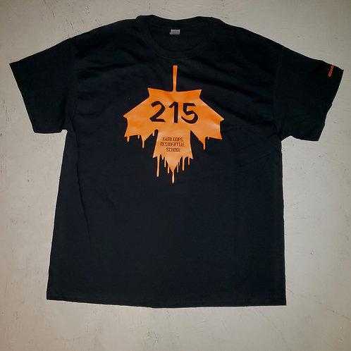 "Blood on the Leaf ""215"" T-Shirt"