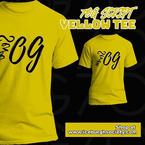 7OG Script T-Shirt