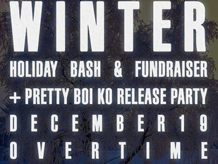 Kingston, ON - SGP Presents 2ND ANNUAL F#&% WINTER Holiday Bash & Fundraiser + Pretty Boi KO Mixtape