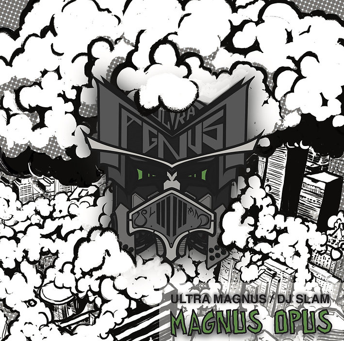 ultra magnus dj slam magnus opus