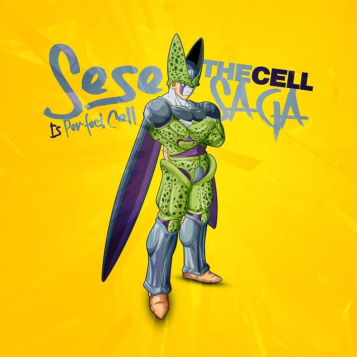 sese the cell saga