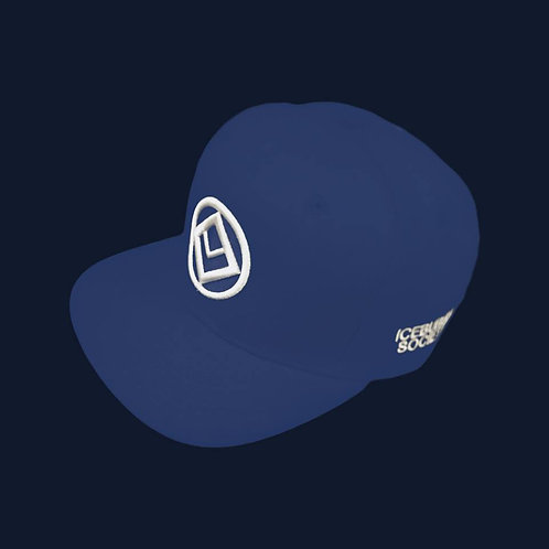 IceBurgh Society Laceback Cap